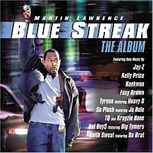 Blue Streak (soundtrack) - Wikipedia, the free encyclopedia