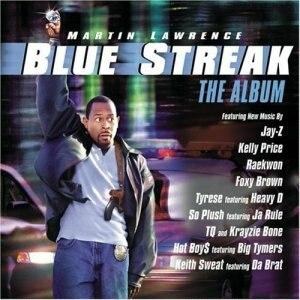 Blue Streak (soundtrack)