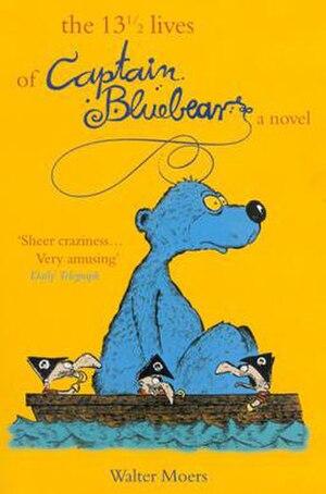 The 13½ Lives of Captain Bluebear - Image: Bluebear