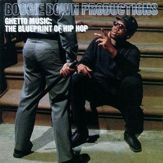 Ghetto Music: The Blueprint of Hip Hop - Image: Blueprintkrs