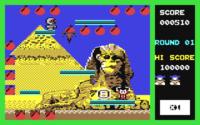 Amstrad CPC and Commodore 64 versions.