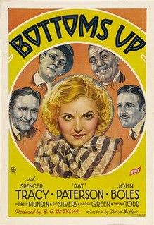 <i>Bottoms Up</i> (1934 film) 1934 film by David Butler