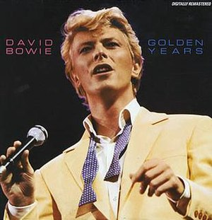 Golden Years (album) - Image: Bowiegoldenyears