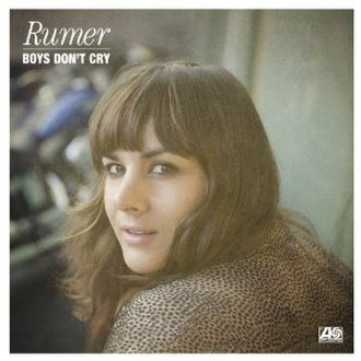 Boys Don't Cry (Rumer album) - Image: Boys Don't Cry