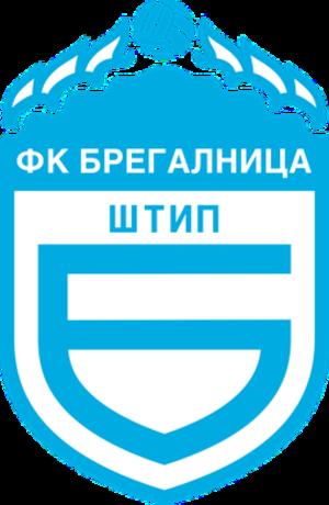 FK Bregalnica Štip - Image: Bregalnica Stip