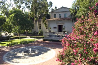 Claremont Graduate University - Harper Hall