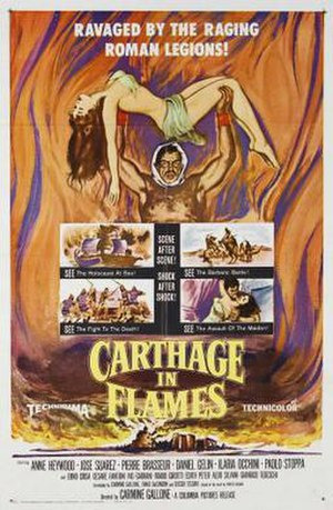 Carthage in Flames - Image: Carthage in Flames