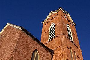 Central United Church - Image: Centralunitedchurchw eston