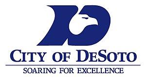 DeSoto, Texas - Image: City of De Soto logo, 2006