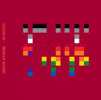 Speed of Sound (song) - Image: Coldplay Speed Of Sound (Single)