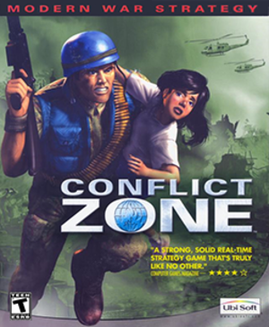 Conflict Zone - Image: Conflict Zone Coverart