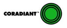 Coradiant's logo at the time of the company's founding in 1999.