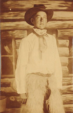 Cowboy Morgan Evans at age 14.jpg