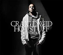 Craig David — Hot Stuff (Let's Dance) (studio acapella)