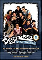 Degrassi: The Next Generation season 1 DVD digipak