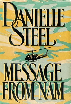 Message from Nam - Image: Danielle Steel Message from Nam