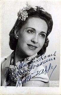 Deva Dassy French actor and opera singer (1911-2016)