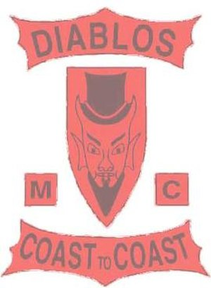 Diablos Motorcycle Club - Image: Diablos Motorcycle club logo