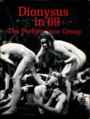 Dionysus in '69 - Film poster