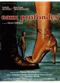 <i>Eaux profondes</i> 1981 film by Michel Deville