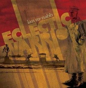 Eclectic Warrior - Image: Eclectic Warrior album cover