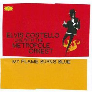 My Flame Burns Blue - Image: Ecmomfbb