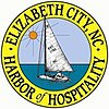 Official seal of Elizabeth City, North Carolina