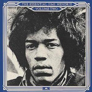 The Essential Jimi Hendrix Volume Two - Image: Essential jimi vol 2 1979