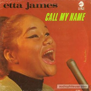 Call My Name (album)
