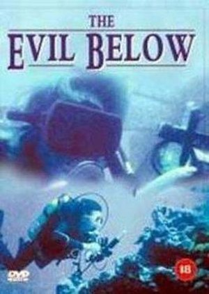 The Evil Below - Region 2 DVD Release Cover