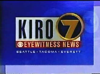 KIRO-TV - KIRO 7 Eyewitness News logo, used from 1998 to October 2015.