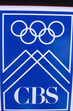 photo relating to Printable Olympics Tv Schedule referred to as CBS Olympic broadcasts - Wikipedia