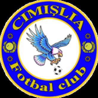 FC Cimișlia - Logo