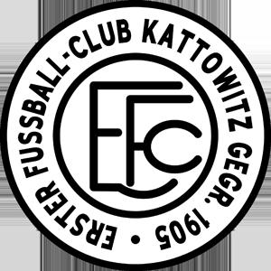 1. FC Kattowitz - Logo of 1. FC Kattowitz, ca. 1922