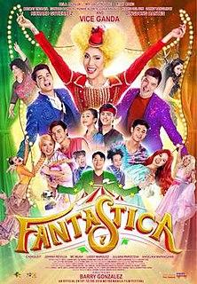 <i>Fantastica</i> (2018 film) 2018 Filipino film