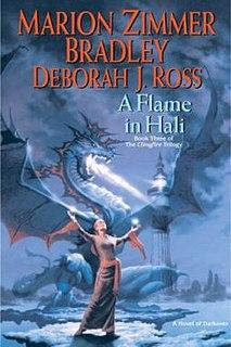 <i>A Flame in Hali</i> novel by Marion Zimmer Bradley