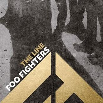 The Line (Foo Fighters song) - Image: Foo fighters the line