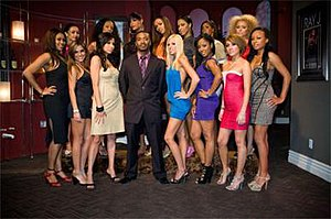 For the Love of Ray J (season 1) - The cast of For the Love of Ray J