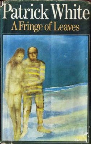 A Fringe of Leaves - First edition cover