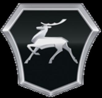 GAZ Group Bus Division - Image: GAZ 2015 logo
