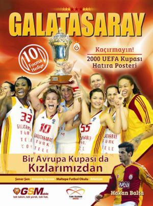 Galatasaray (magazine) - Galatasaray