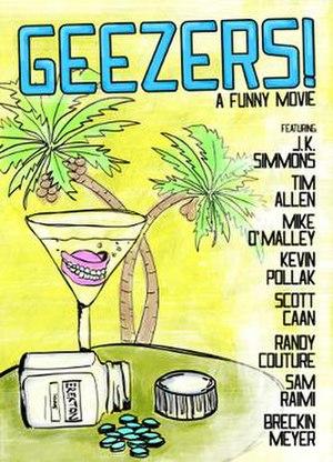 3 Geezers! - Image: Geezers!