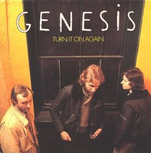 Turn It On Again - Image: Genesis Turn It On Again