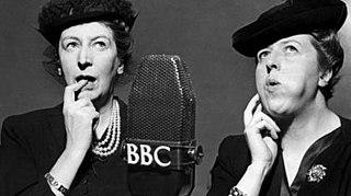 Elsie and Doris Waters