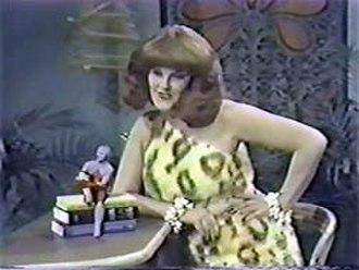 Giganta - Aleshia Brevard as Giganta.