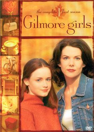 Gilmore Girls (season 1) - Image: Gilmore Girls season 1 box set