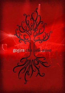 <i>The Link Alive</i> live album by Gojira
