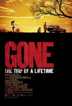 Gone (2007 film) - Official poster