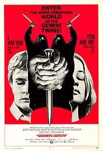 <i>Goodbye Gemini</i> 1970 film by Alan Gibson