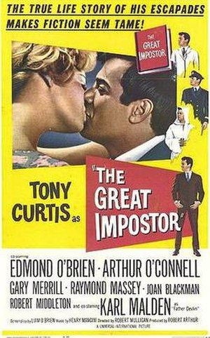 The Great Impostor - 1961 poster